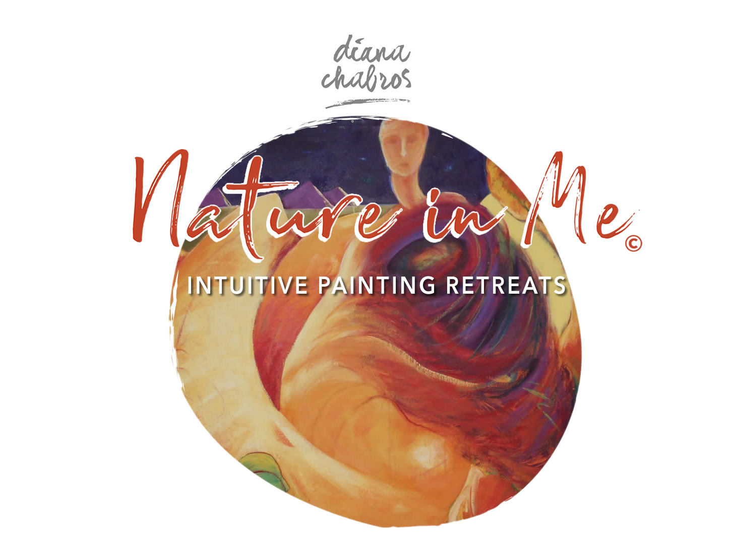 Nature in Me Intuitive Painting Retreats