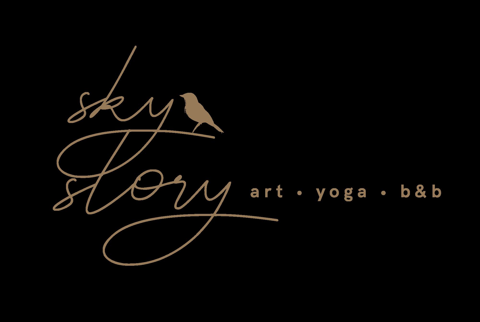 Sky Story Art + Yoga + B&B