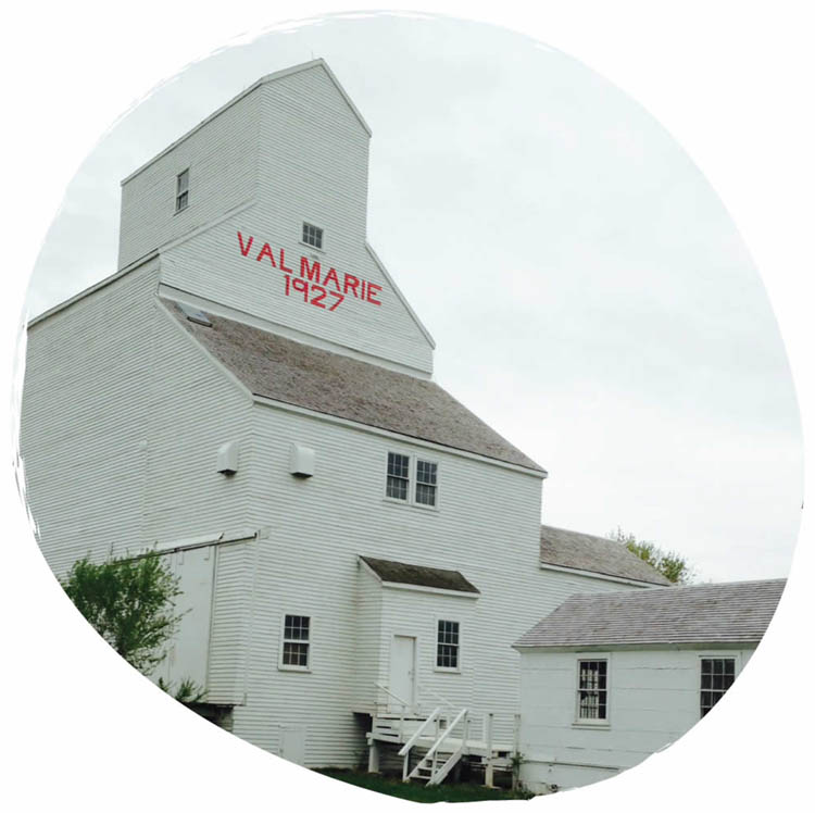 Val Marie Heritage Elevator